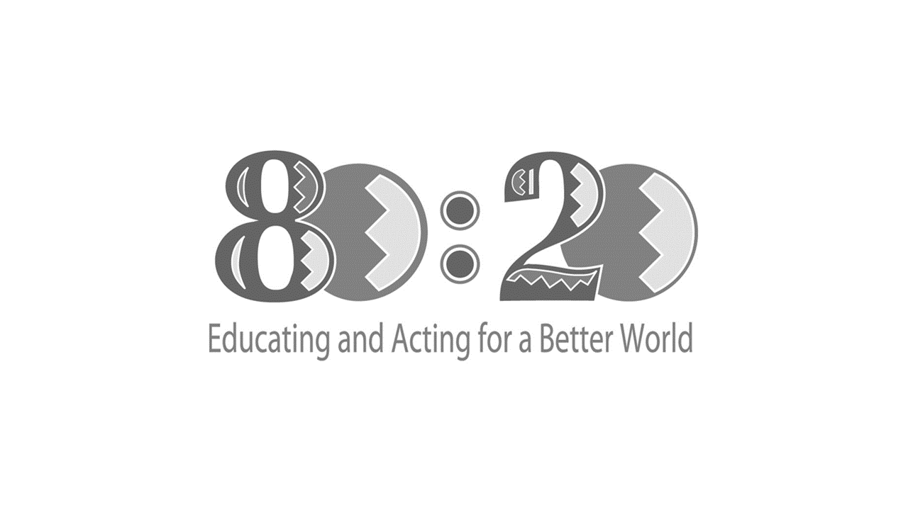 80:20 Educating and Acting for a Better World