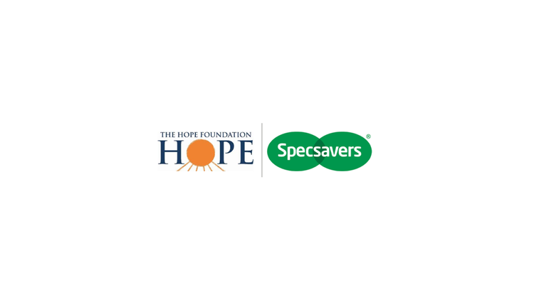 THE HOPE FOUNDATION & SPECSAVERS