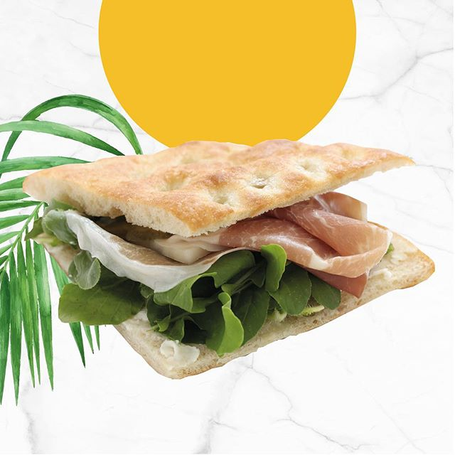 FOCACCIAS ☀️🌴 #newmenu #nomadfood #food #focaccia #focacciasandwich