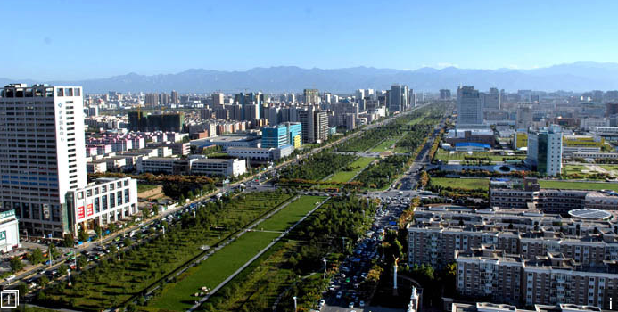 Gao Xin District - 西安高新