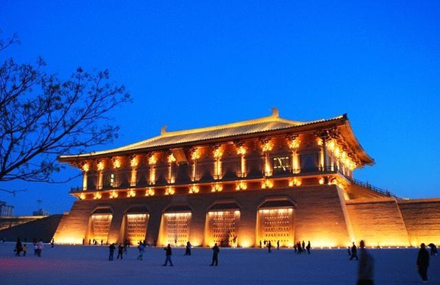 Da Ming Gong Heritage Park - 龙首原