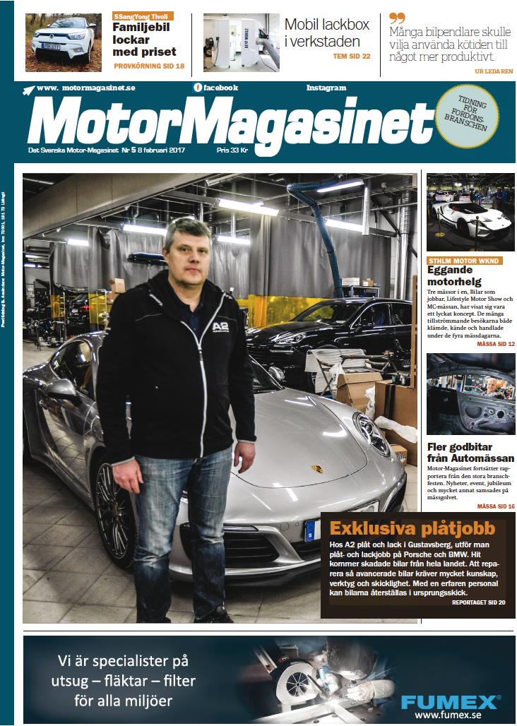Motor-Magasinet #5 2017