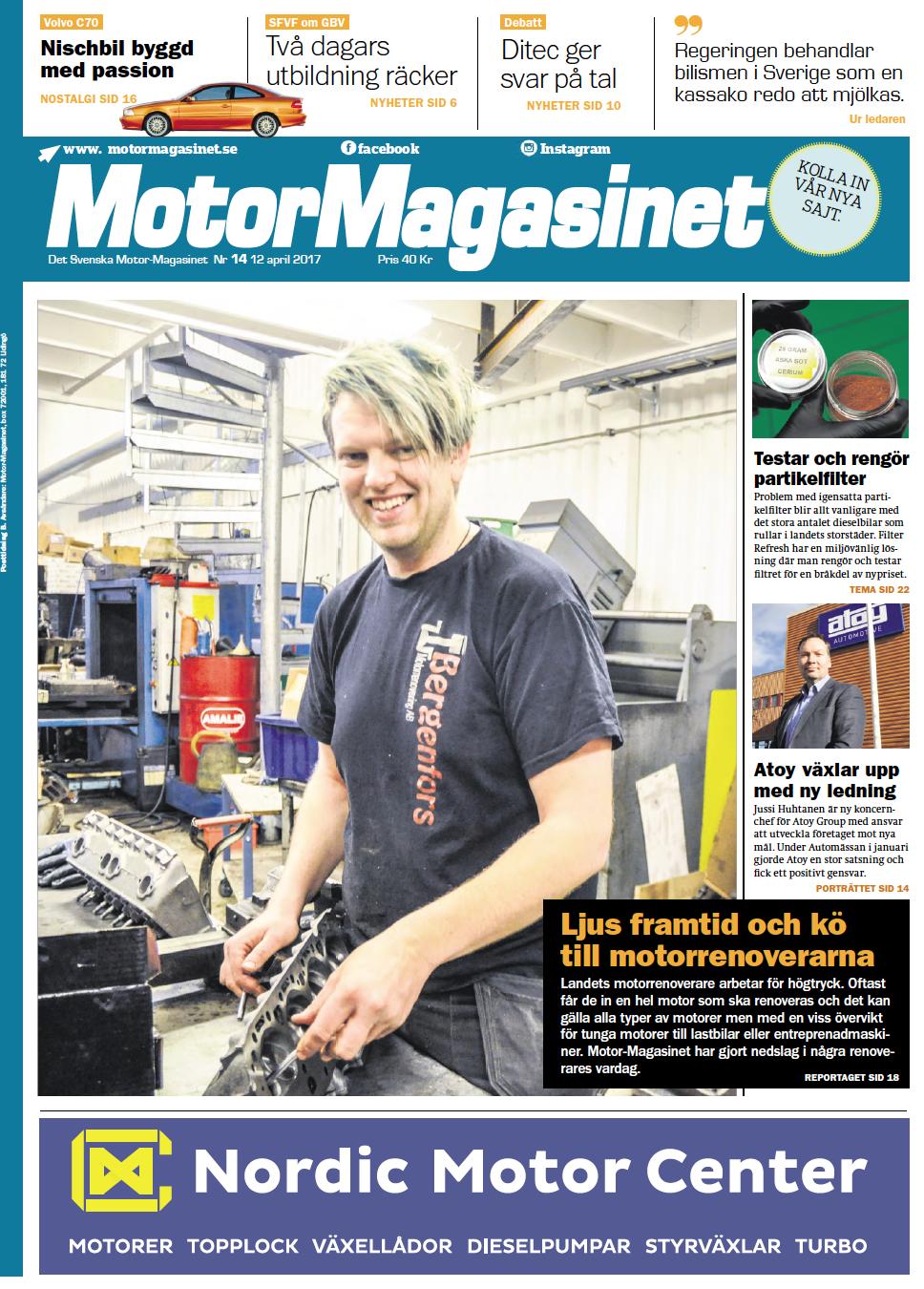 Motor-Magasinet # 14 2017