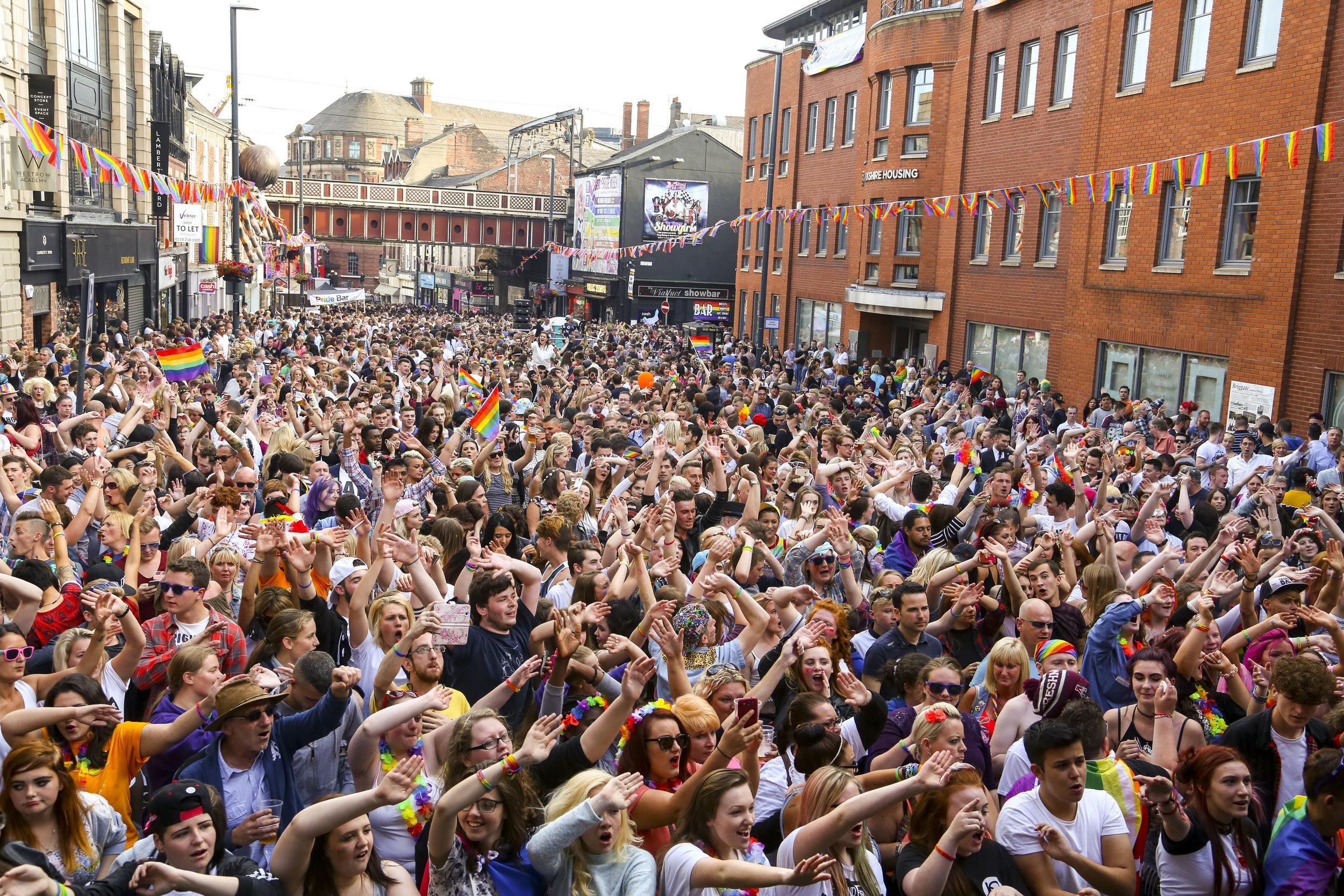Leeds Pride 2015!