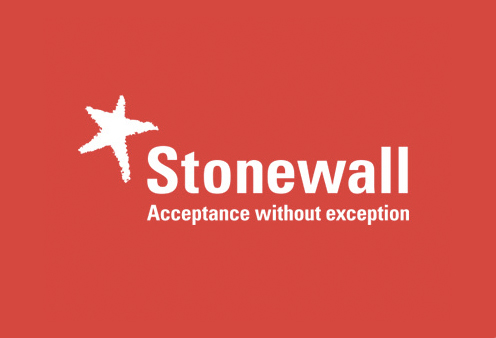 Stonewall  campaigns for the equality of lesbian, gay, bisexual and trans people across Britain.