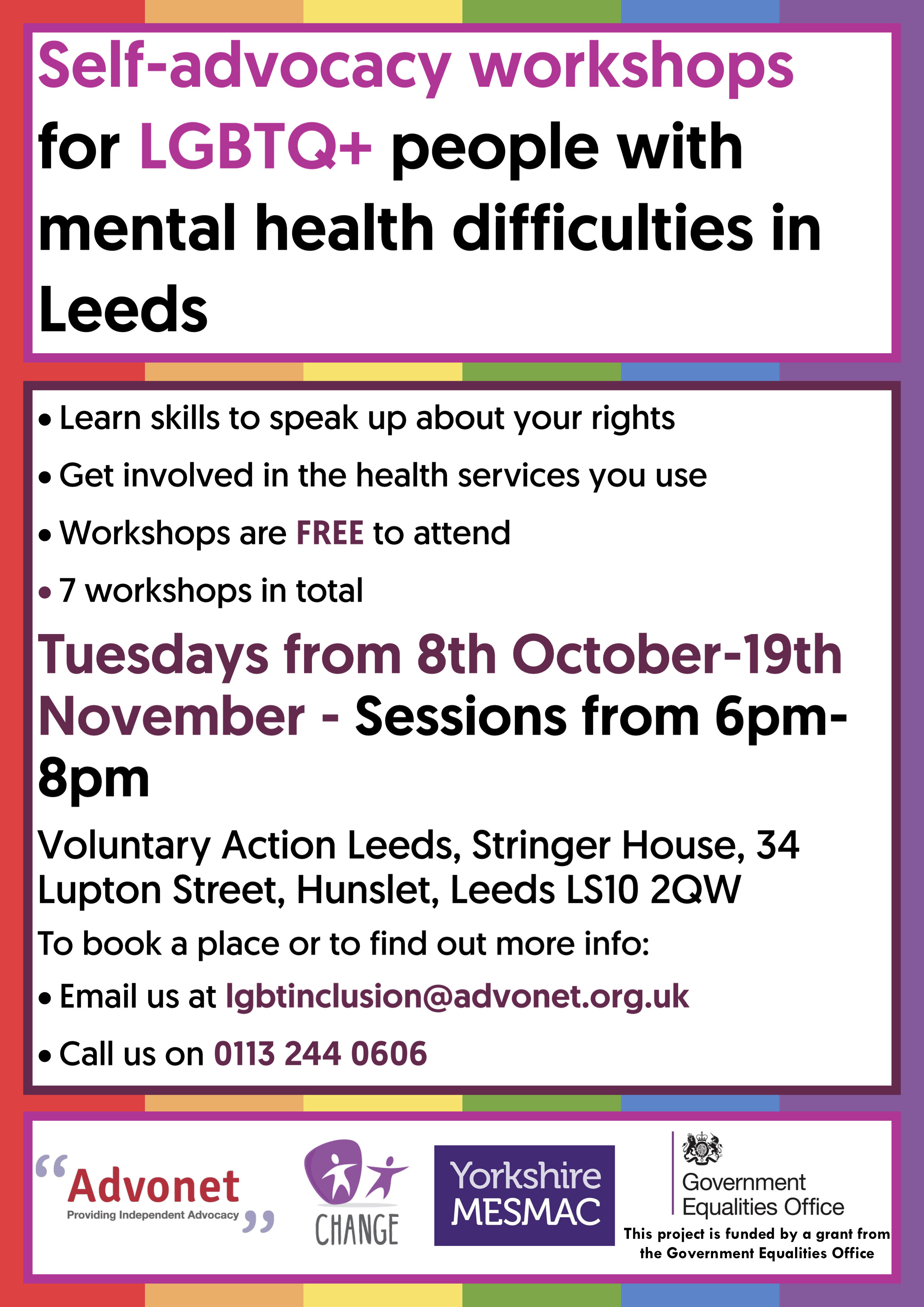 LGBTQ+ self-advocacy groups - mental health - October 2019.jpg