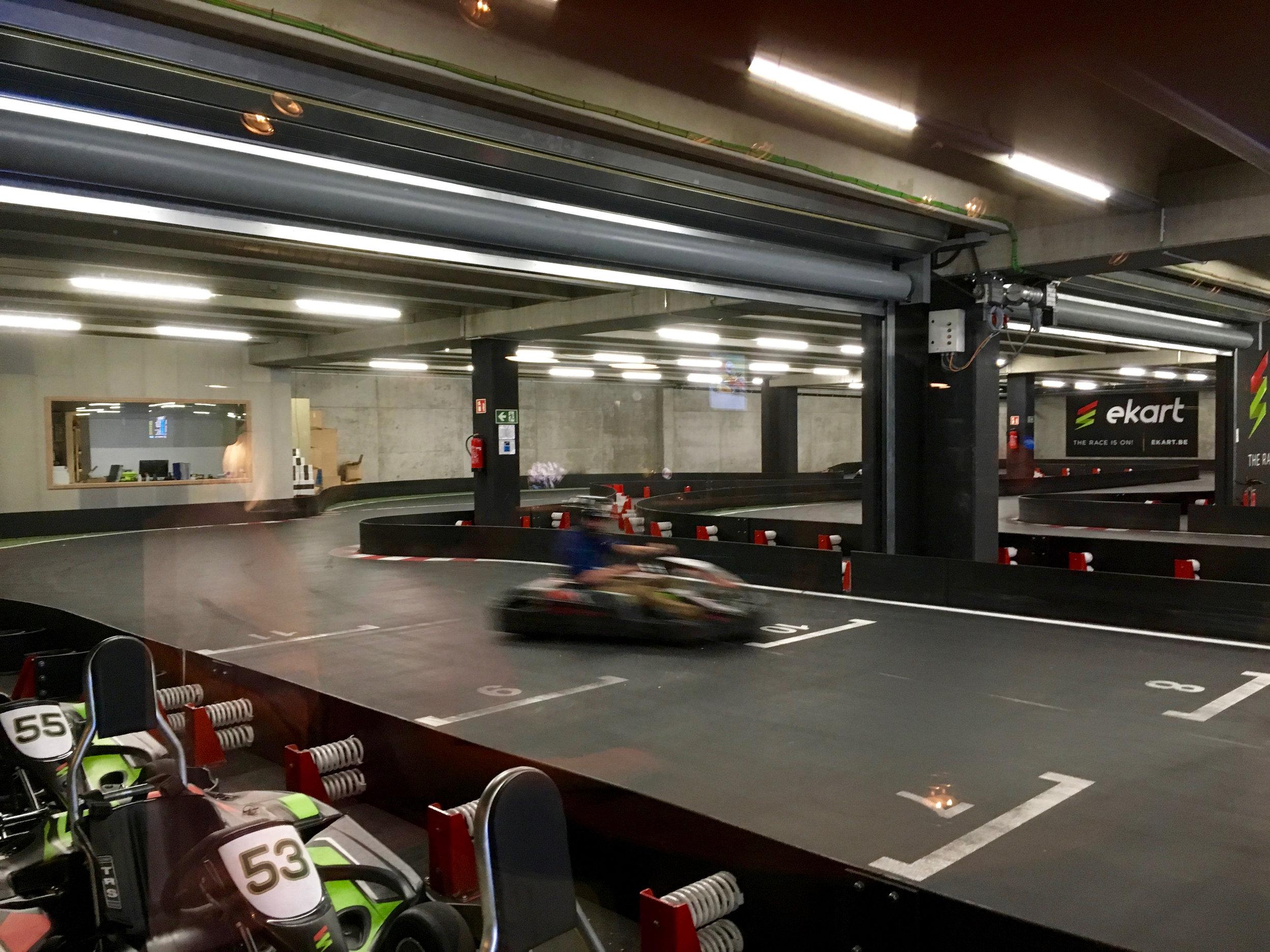 JCI GENT karting