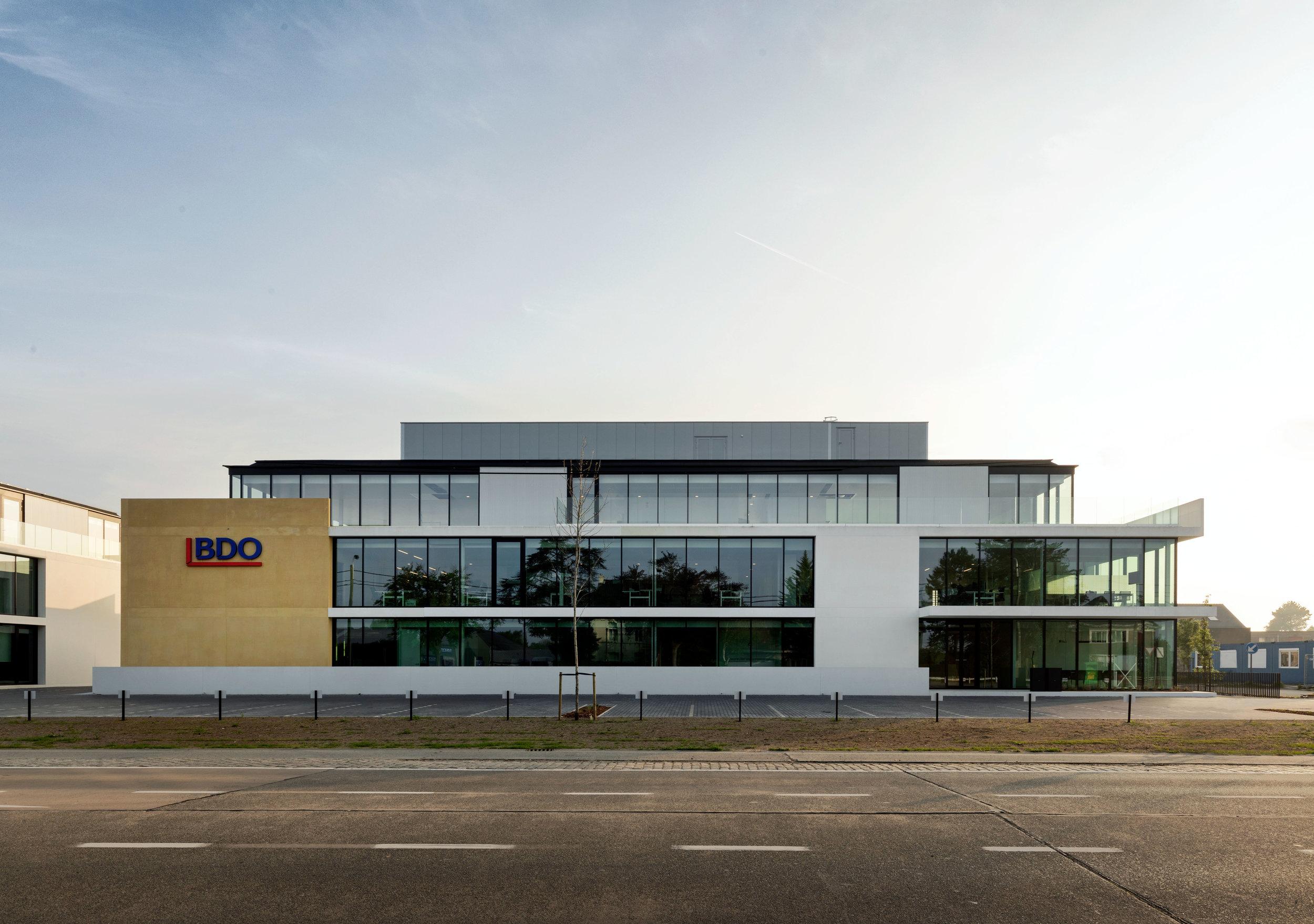 BDO offices - Brusselsesteenweg 92 Melle