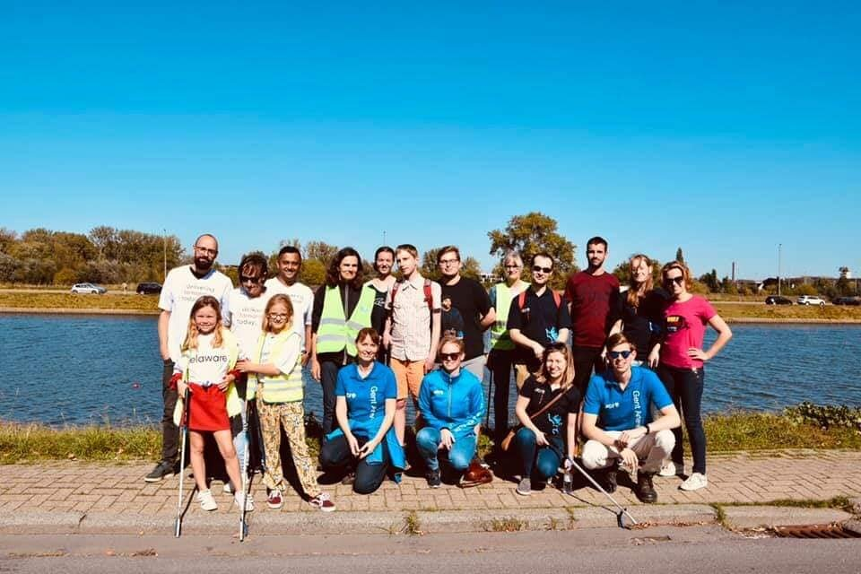 World clean up day JCI Gent 1.jpg