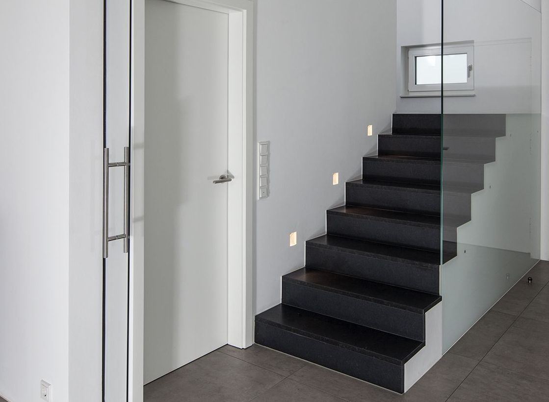 Step up! Stairways, corridors, doorsMake the journey the goal. - see more