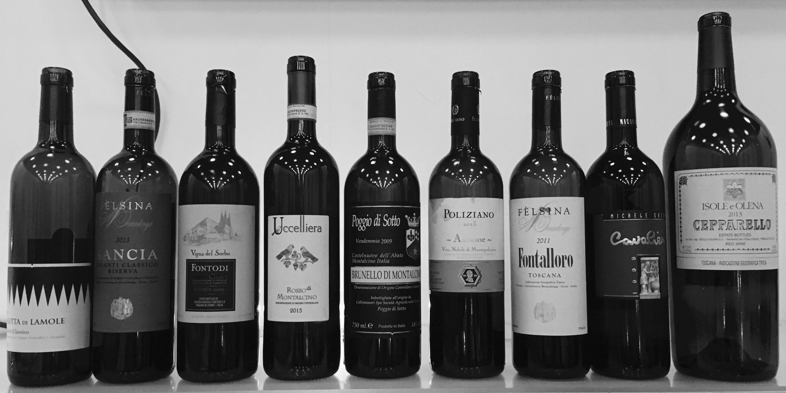A Case for Sangiovese