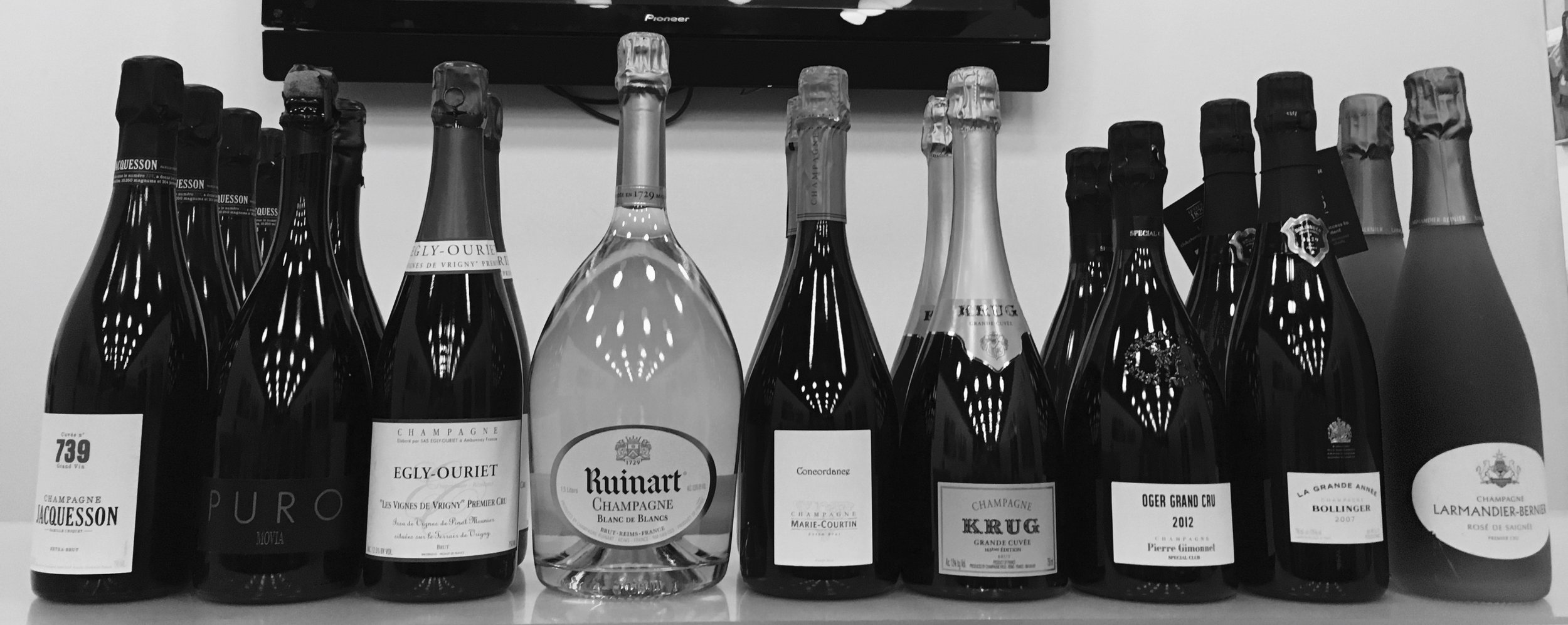 A Journey into Champagne