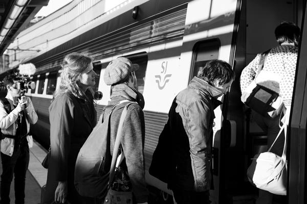 Travelling exhibition    Stockholm    Photo Sanna Lindberg