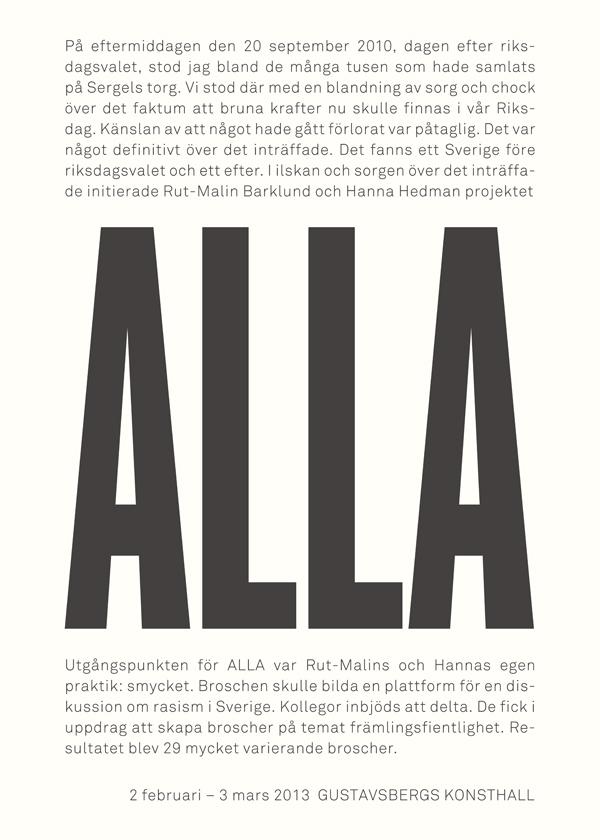 Poster     Eskilstuna konsthall