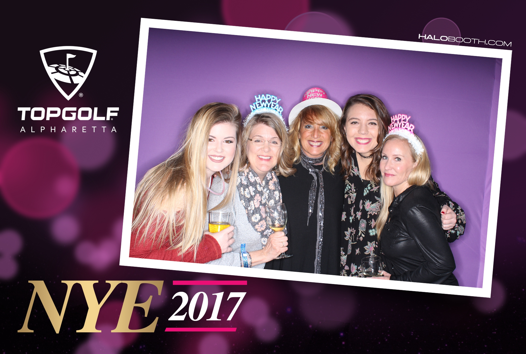 New Year's Eve @ TopGolf Alpharetta