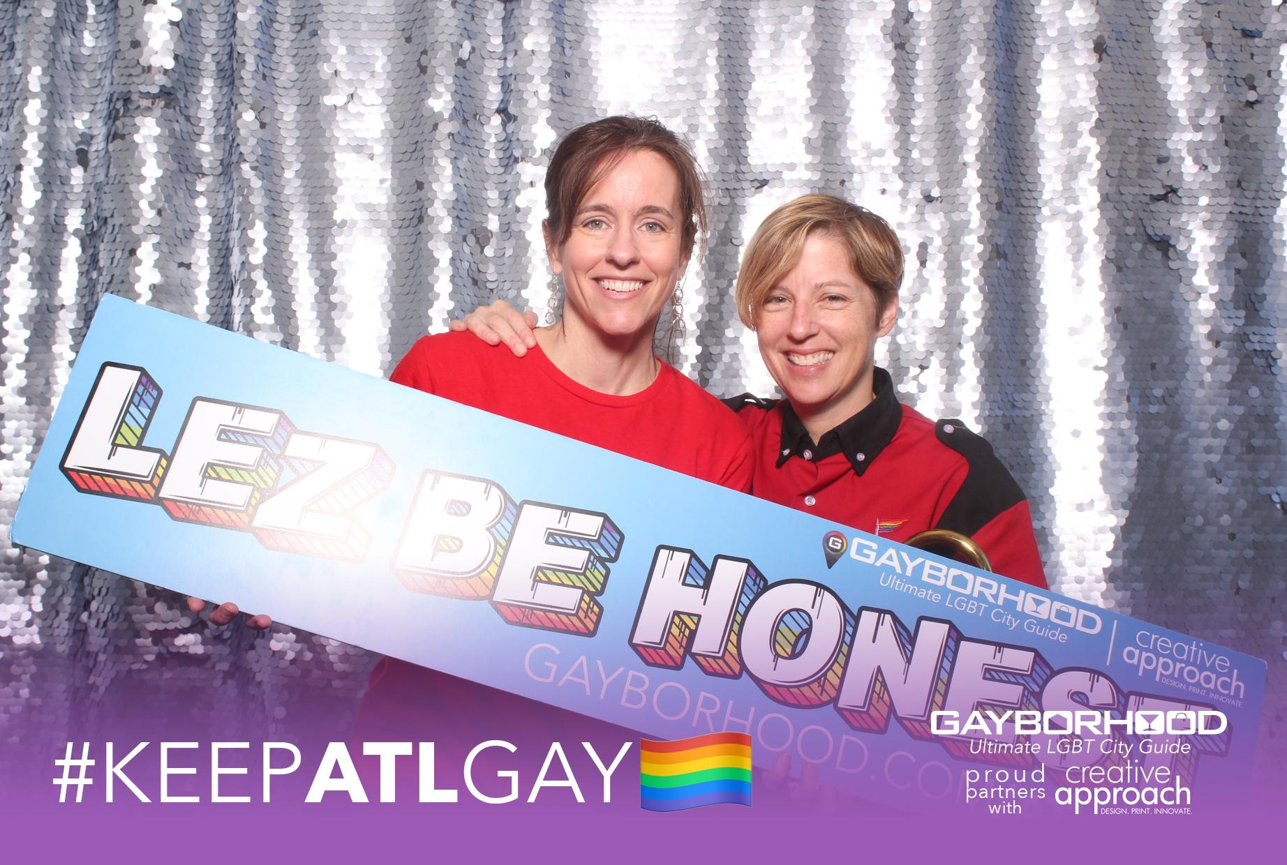 Gayborhood -Atlanta Pride '16 @ Piedmont Park
