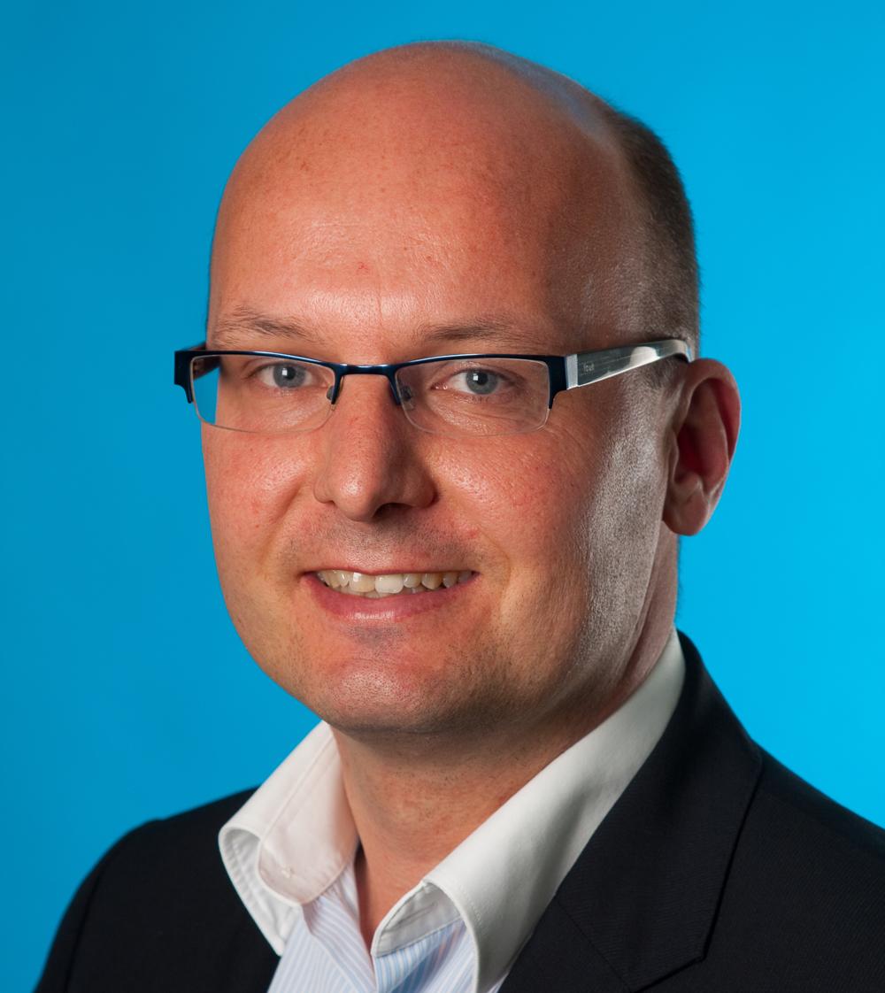 Koen Boone, directeur Europa The Sustainability Consortium