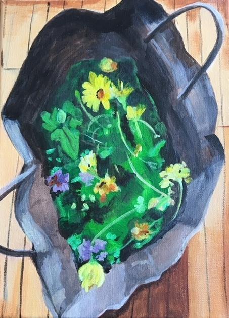 Bag of Plants, 2018