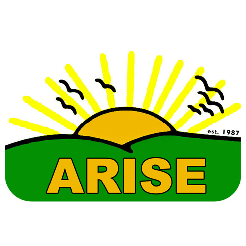 A Resource In Serving Equality   ARISE is a community based program that works with colonia families to strengthen their communities. Located in four colonias in South Texas, each ARISE center responds to the specific needs of the community. ARISE'S mission is to aid communities by helping residents identify life goals and providing resources to help them reach those goals on their own.   arisesotex.org