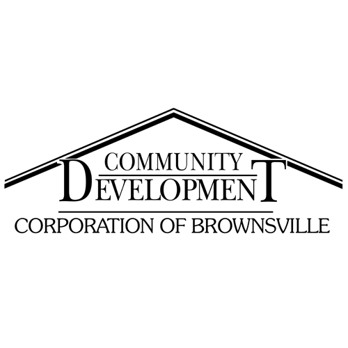 Community Development Corporation of Brownsville   CDCB is a multifaceted affordable housing organization devoted to utilizing collaborative partnerships to create sustainable communities across the Rio Grande Valley through quality education, model financing, efficient home design, and superior construction.   cdcbrownsville.org
