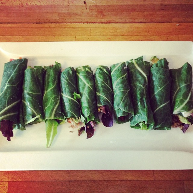 the usual collards...line up.jpg