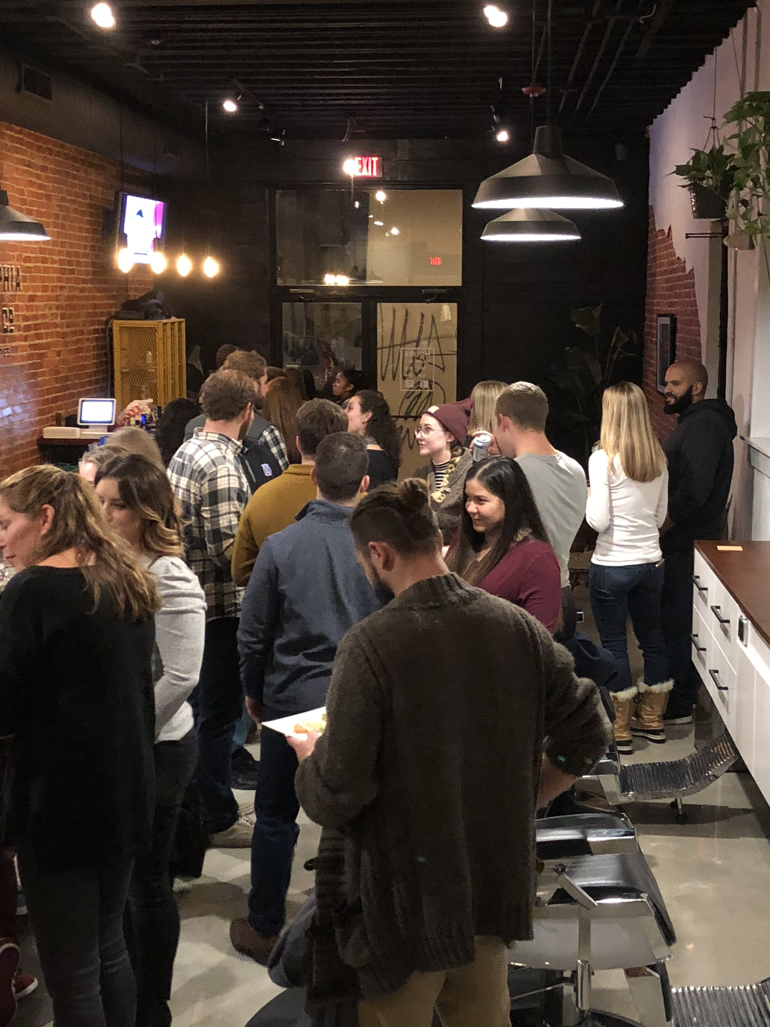 GRAND OPENING PARTY - Join us at The Philadelphia Barber Company on Saturday, January 27th at 7pm for a formal introduction of our shop to Northern Liberties. Our owners invite you all to come by for some live entertainment, mingle with our barbers, and take a tour of our newly built barber shop.