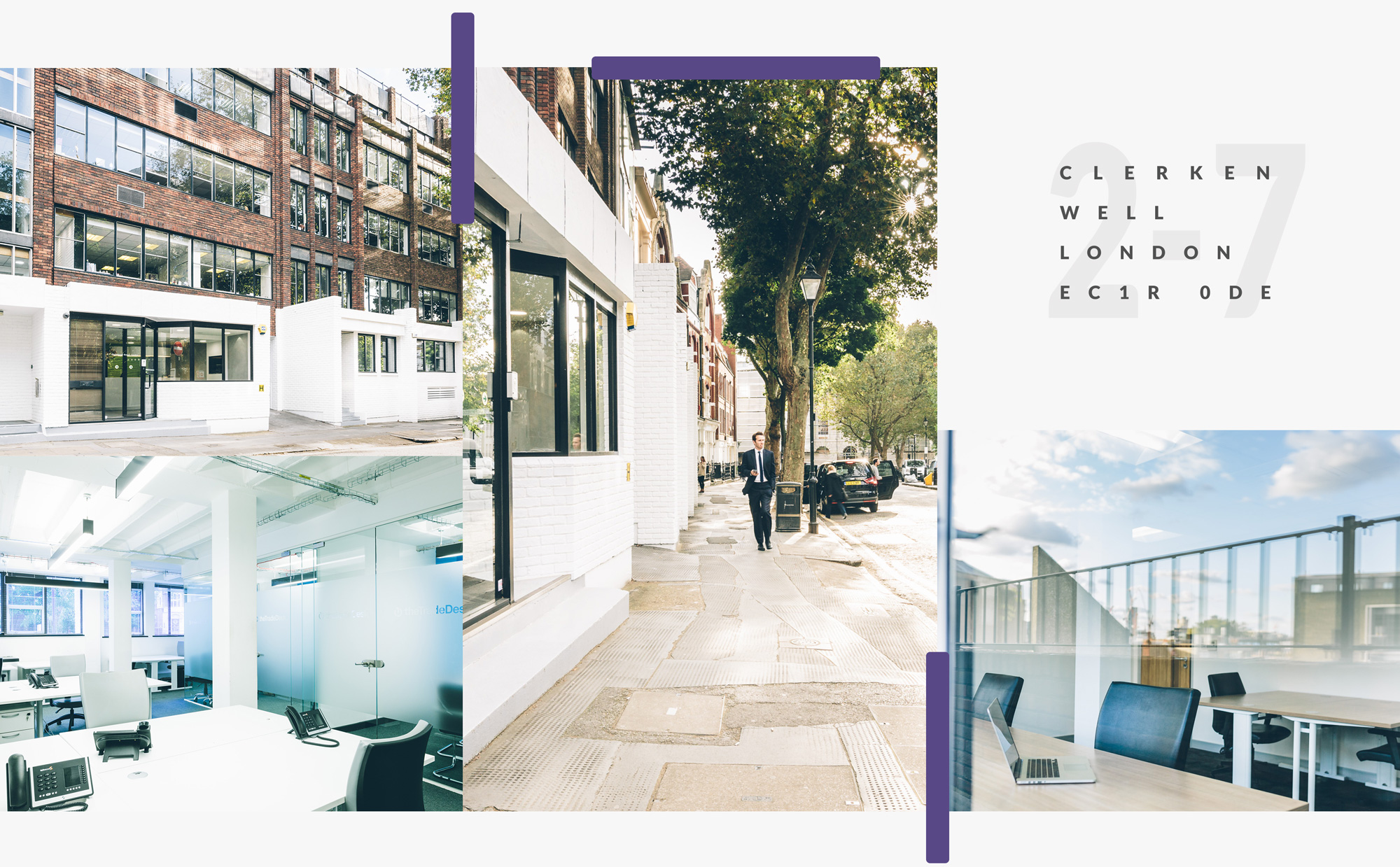 Business Cube-Clerkenwell Overview