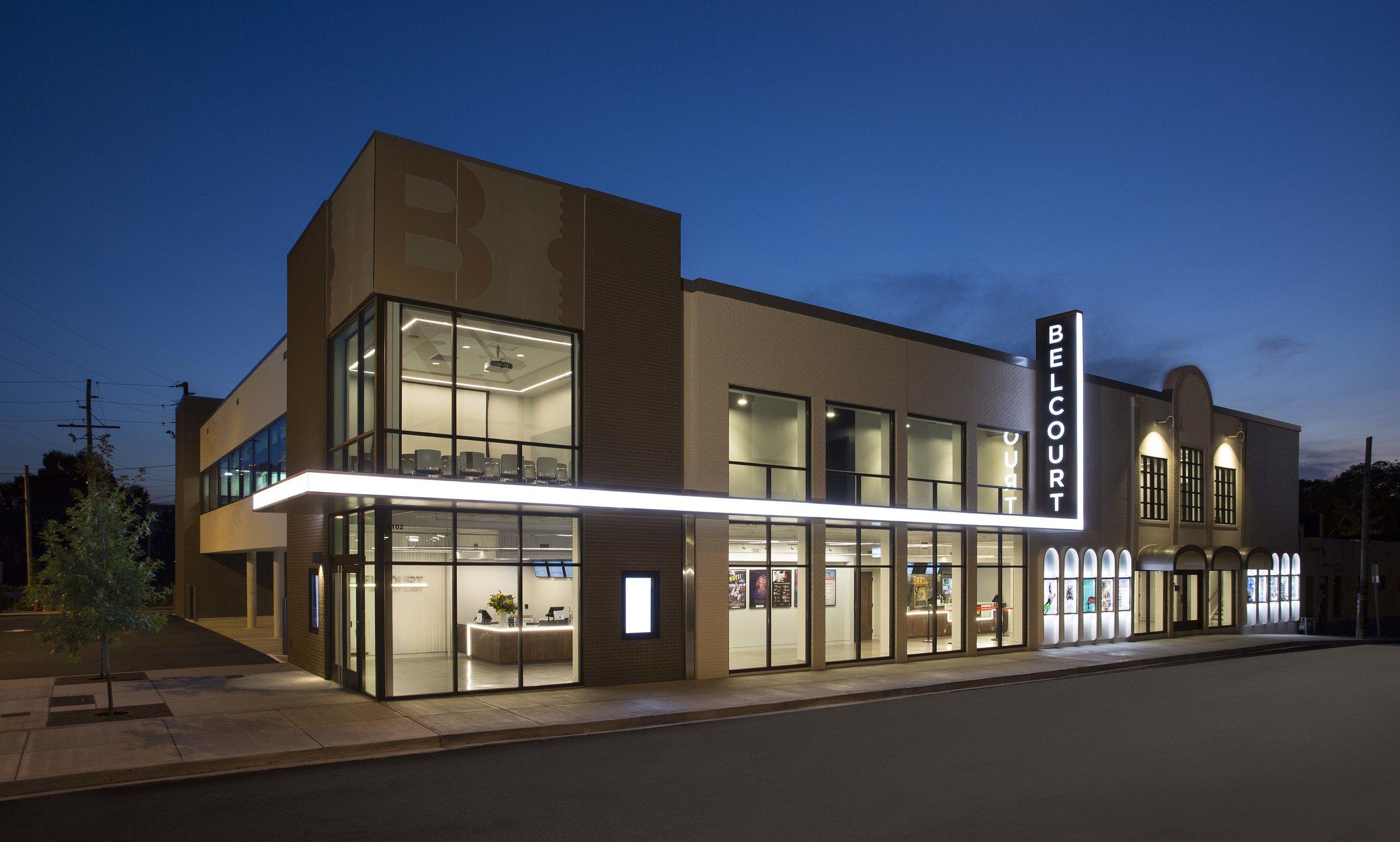 The Belcourt Theatre