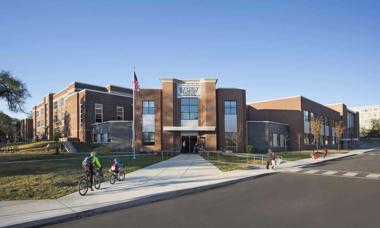 Waverly Belmont Elementary School