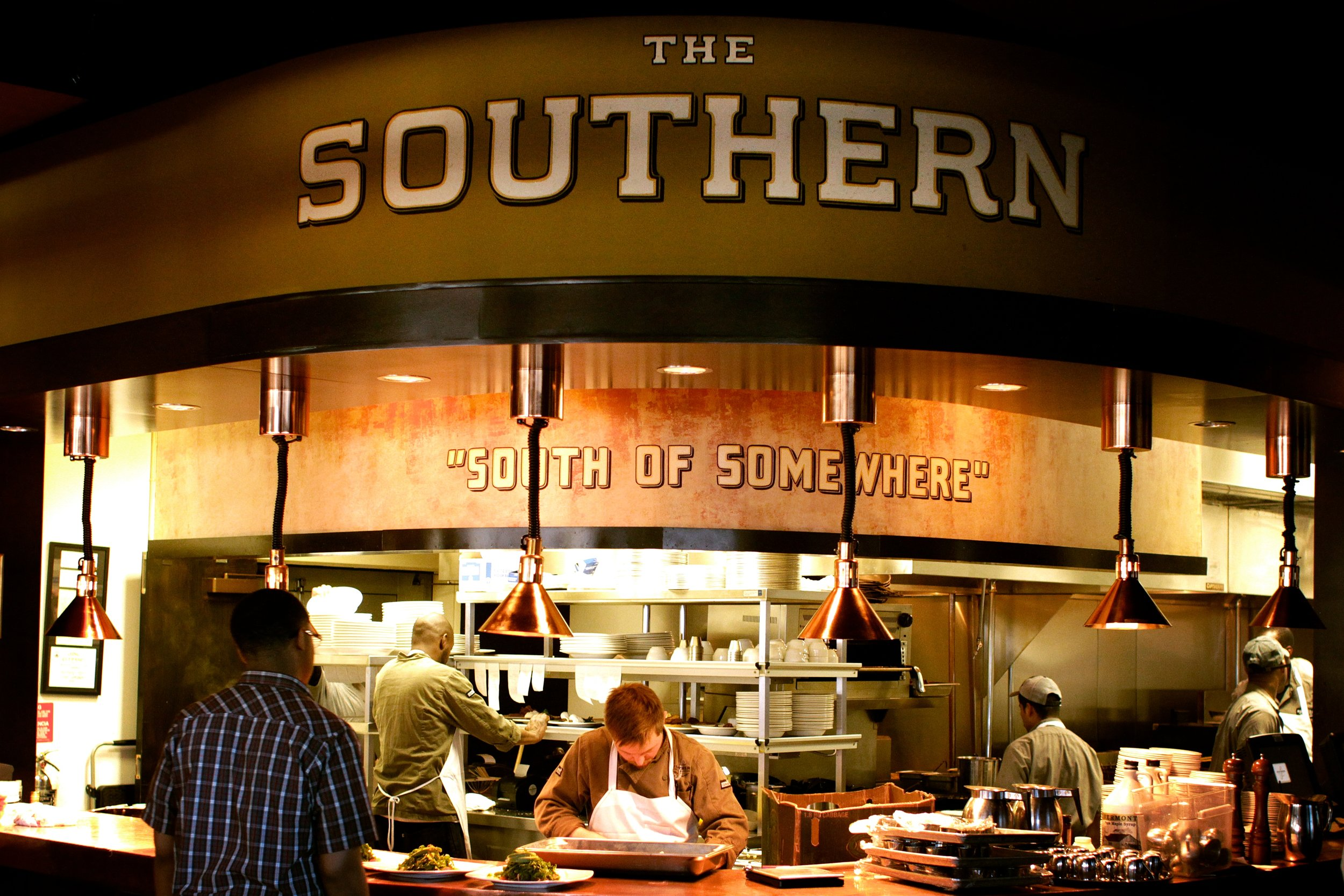 The Southern Steak & Oyster Bar