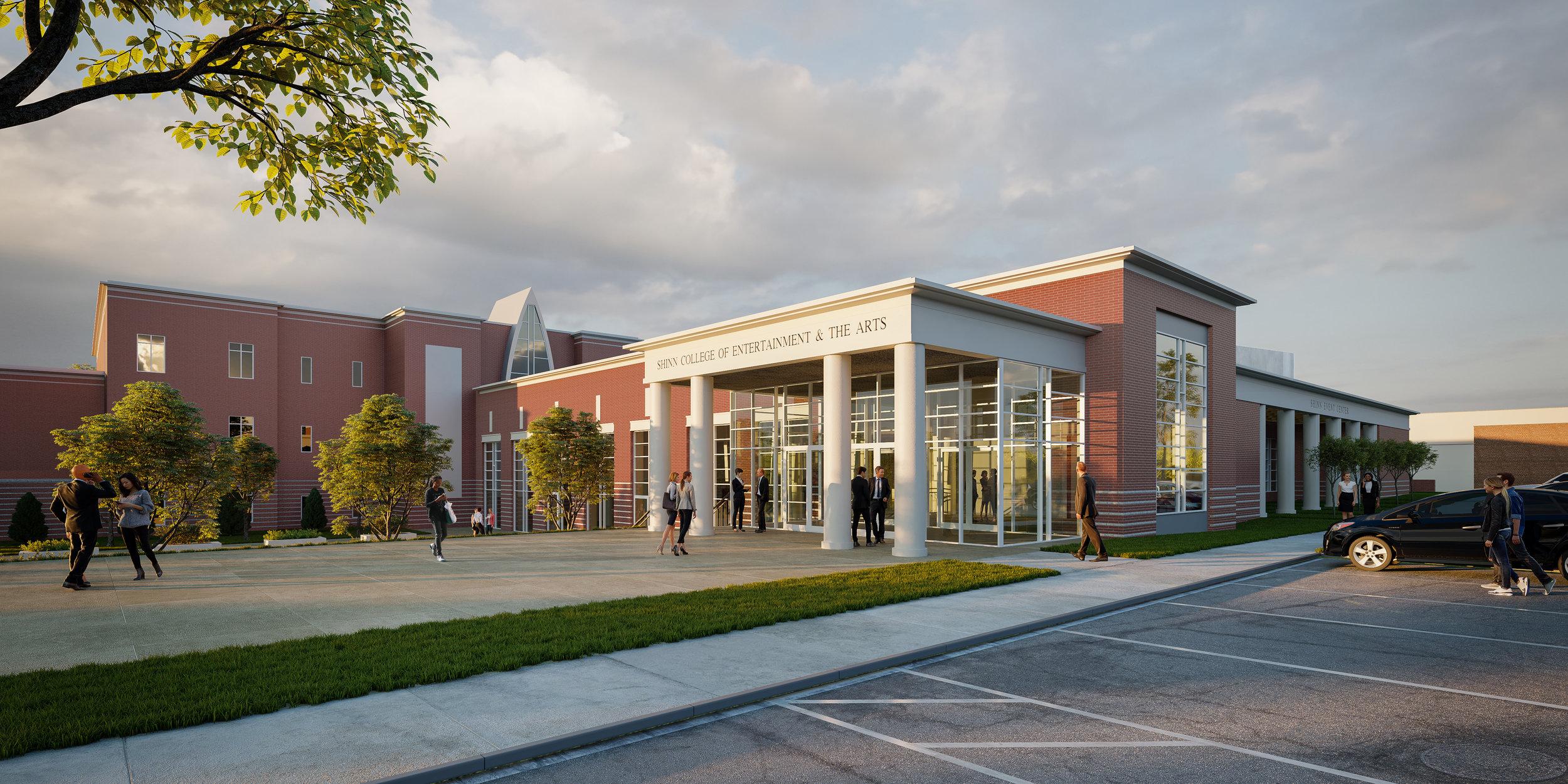 Lipscomb University Shinn Event Center