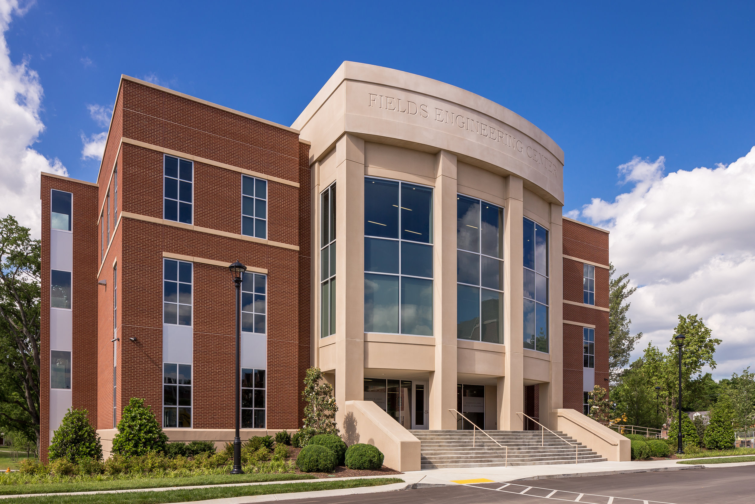 Lipscomb University Fields Engineering Center
