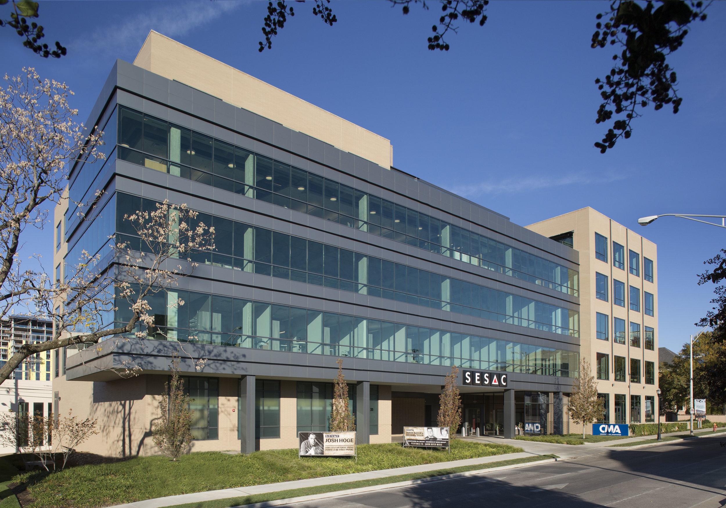 35 MSE/SESAC Global Headquarters