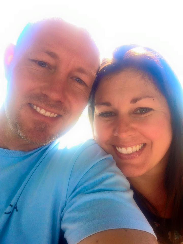 Leigh Ann & Steve in Texas