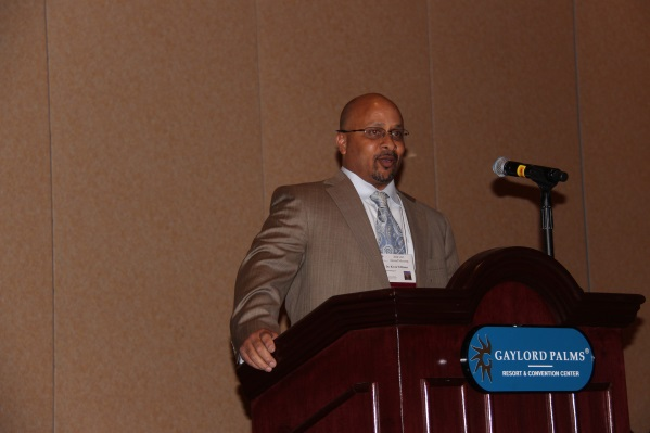 Dr. Kevin Williams, IAO President 2014-2015.