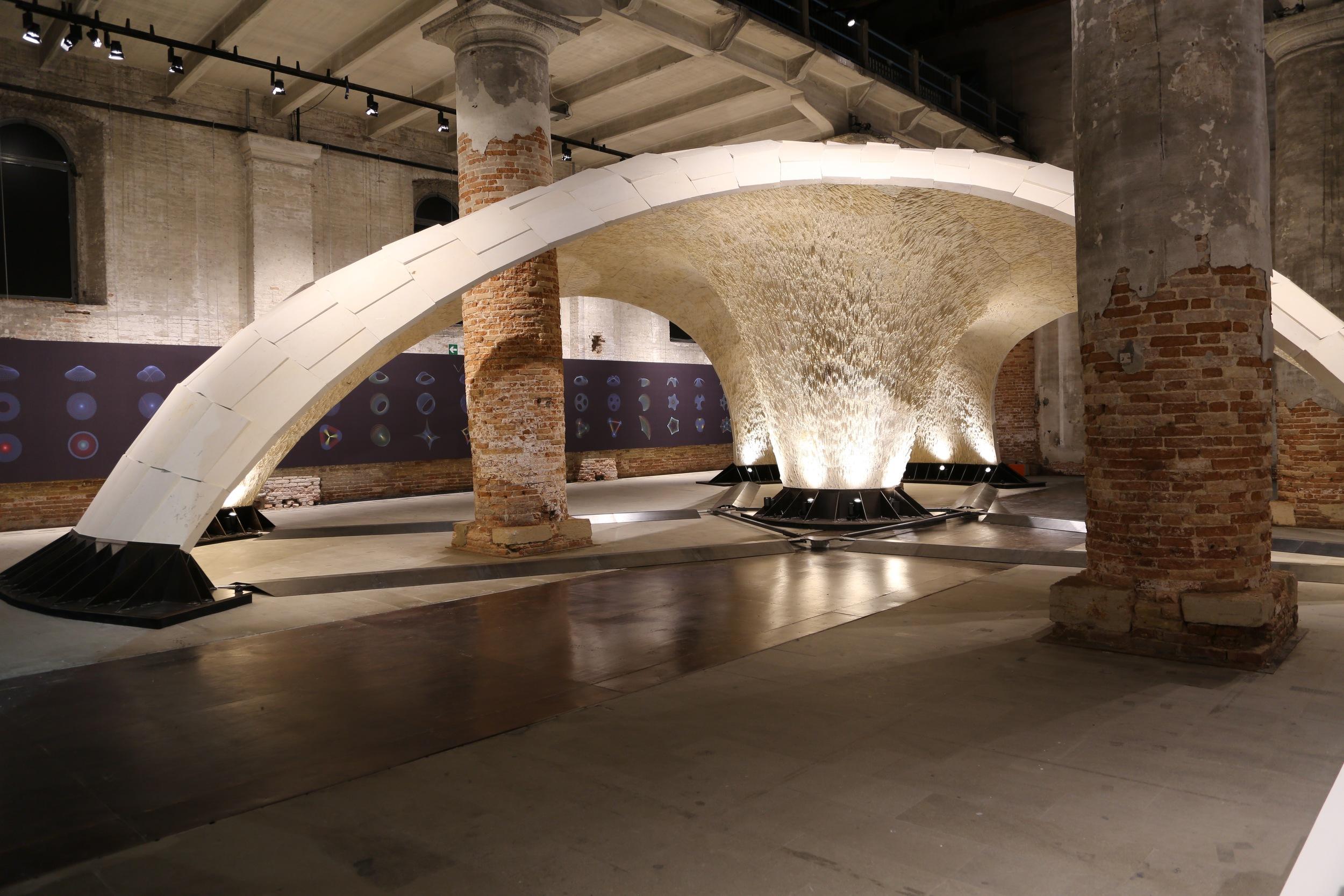 ARMADILLO VAULT in the La Biennale di Venezia– Architettura 2016  See   http://www.armadillovault.com   for more details