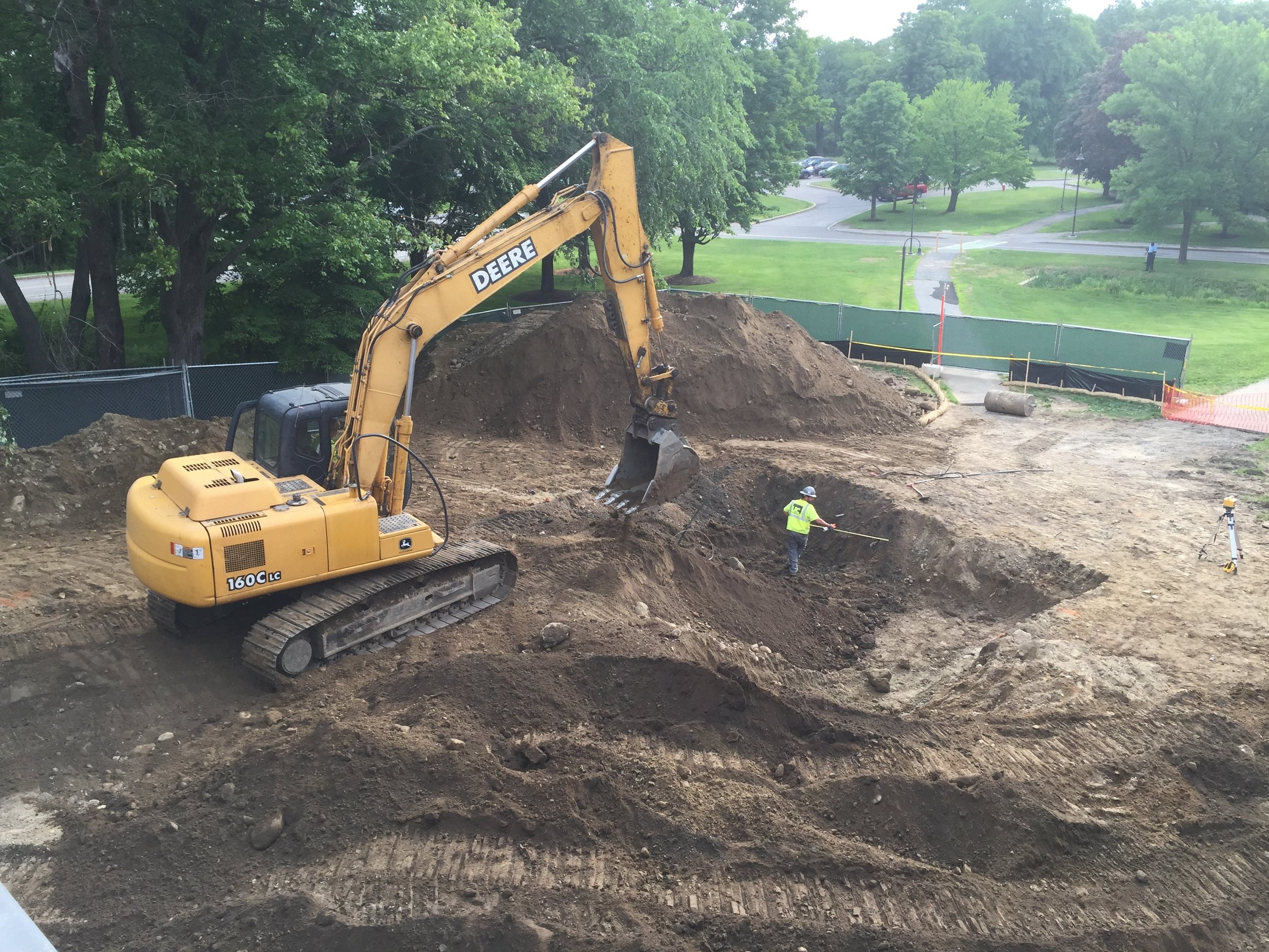 General Excavation & Trenching