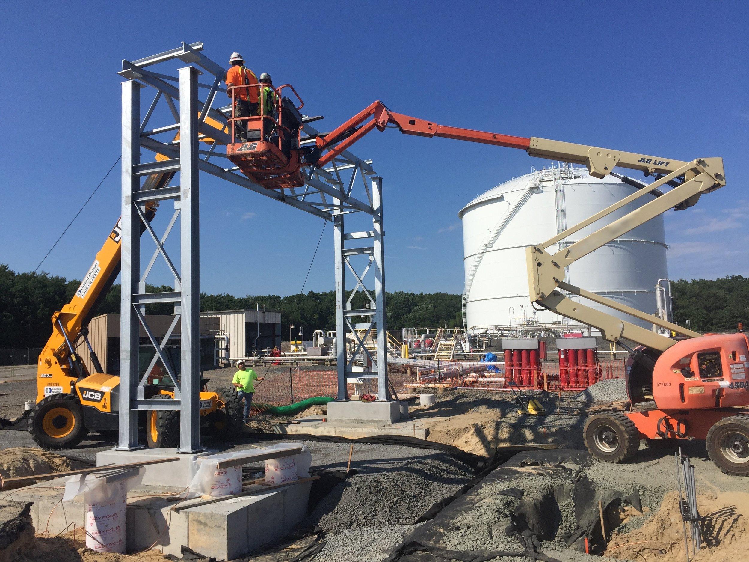 Energy Plant Civil Work