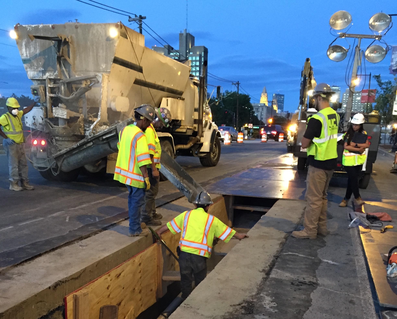 Public Infrastructure Construction