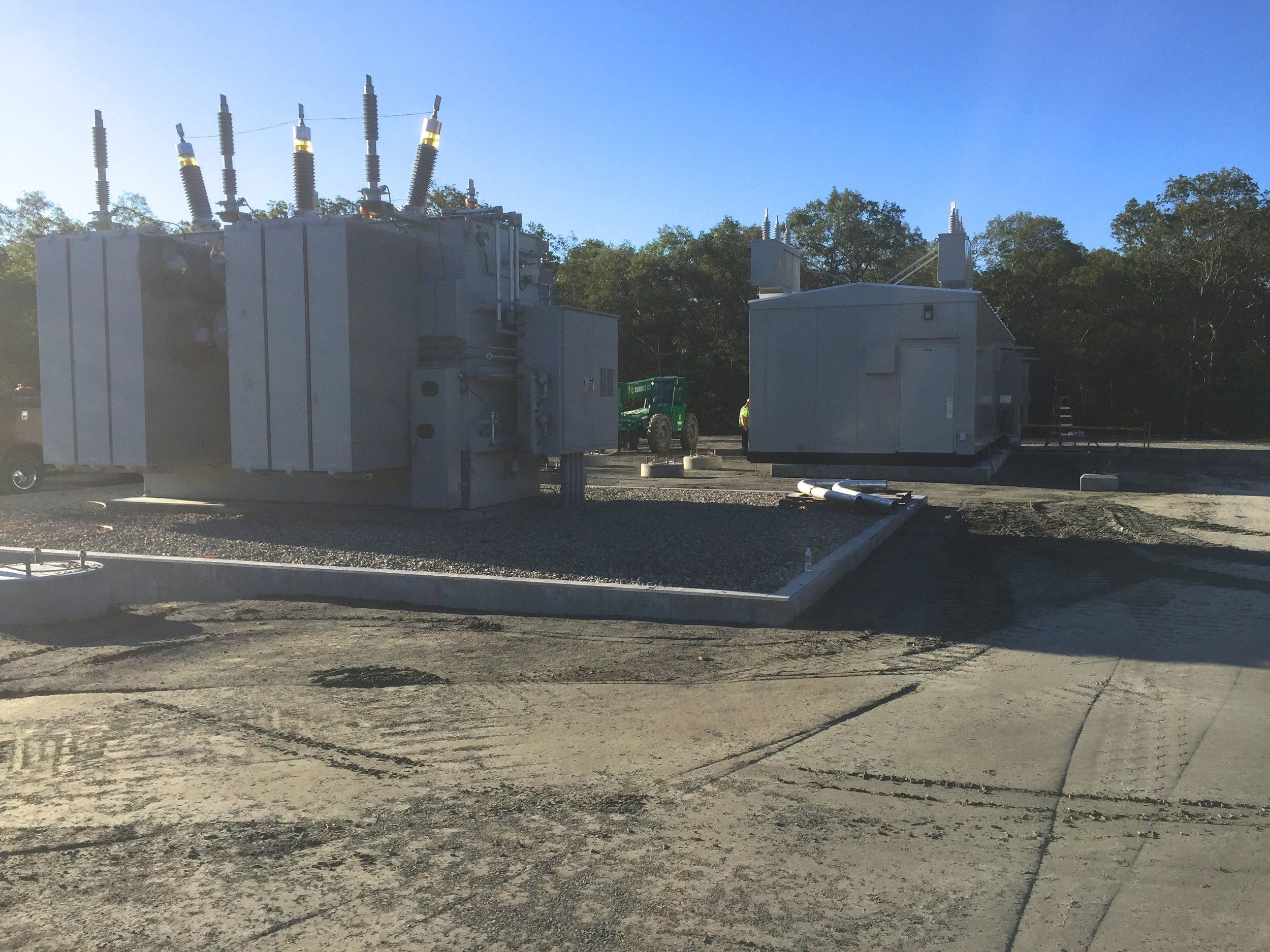 New 115kV Substation Avon, MA    View More