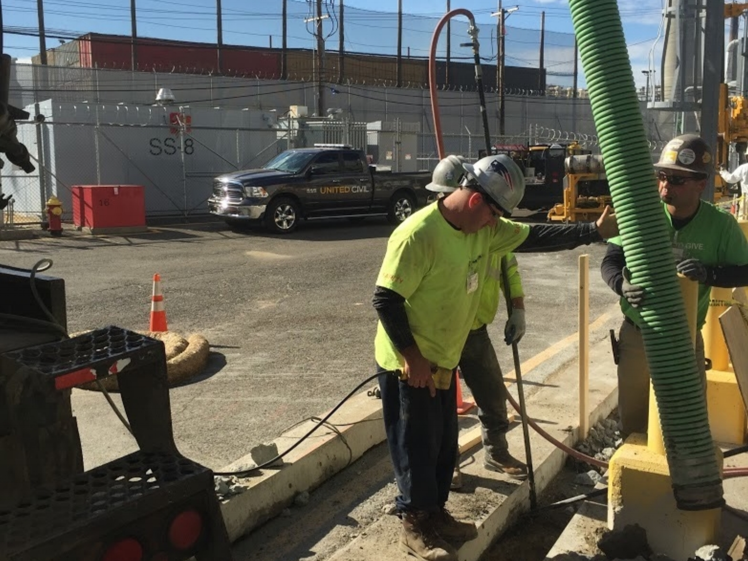 HPE Facility piling   Cathodic Protection System Rehabilitation  Project Everett, MA    View More