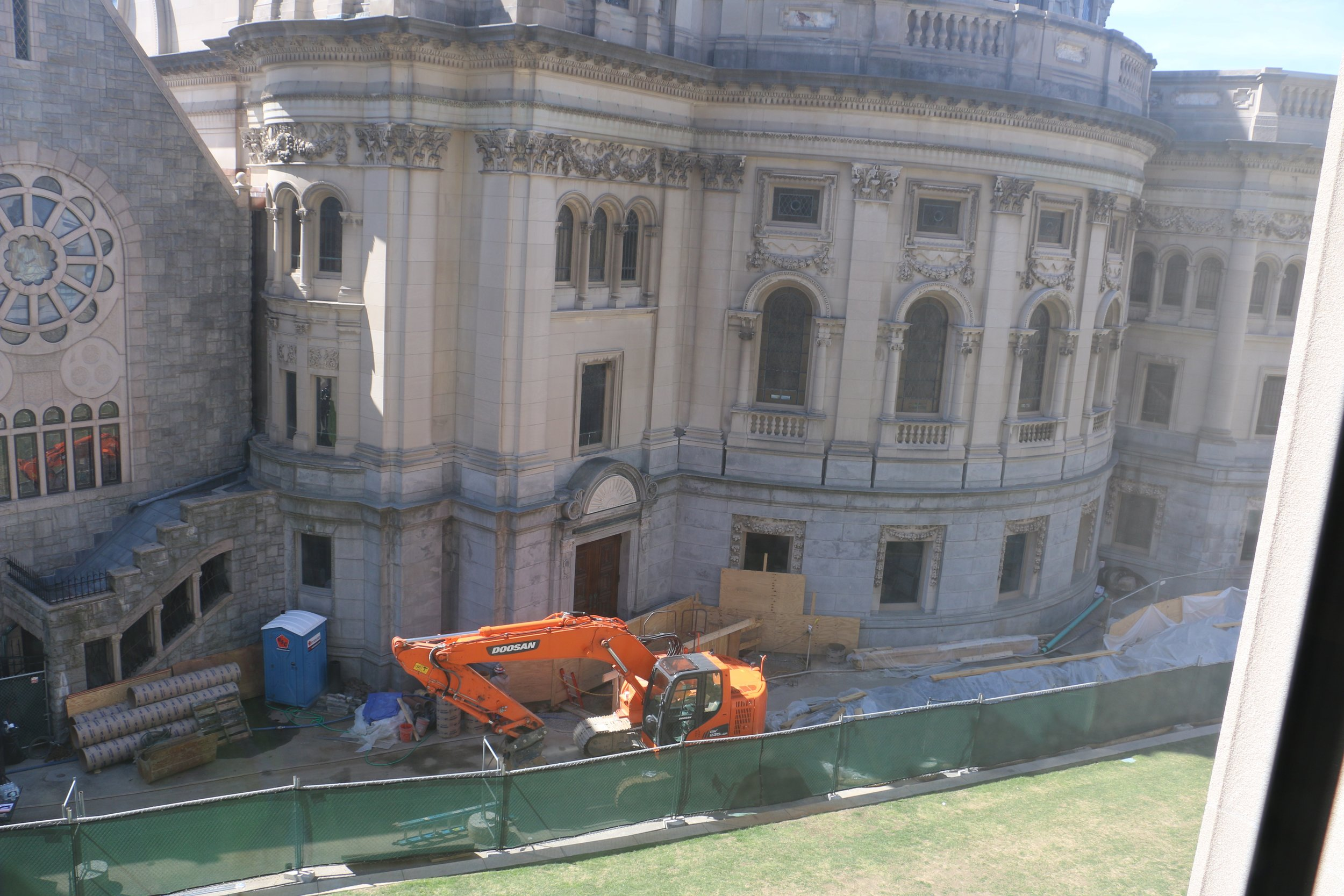 the first church of christ scientist structural investigation   boston, ma    view more