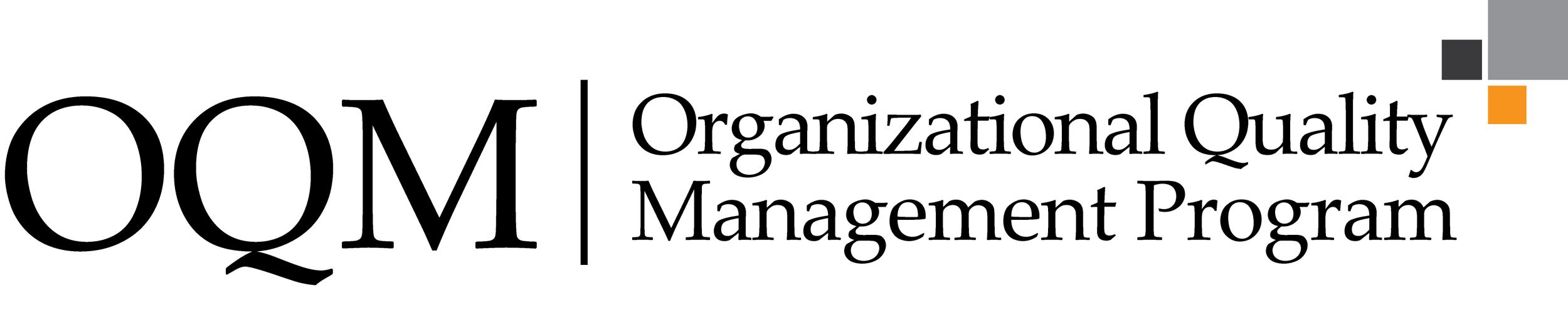 OQM Certified