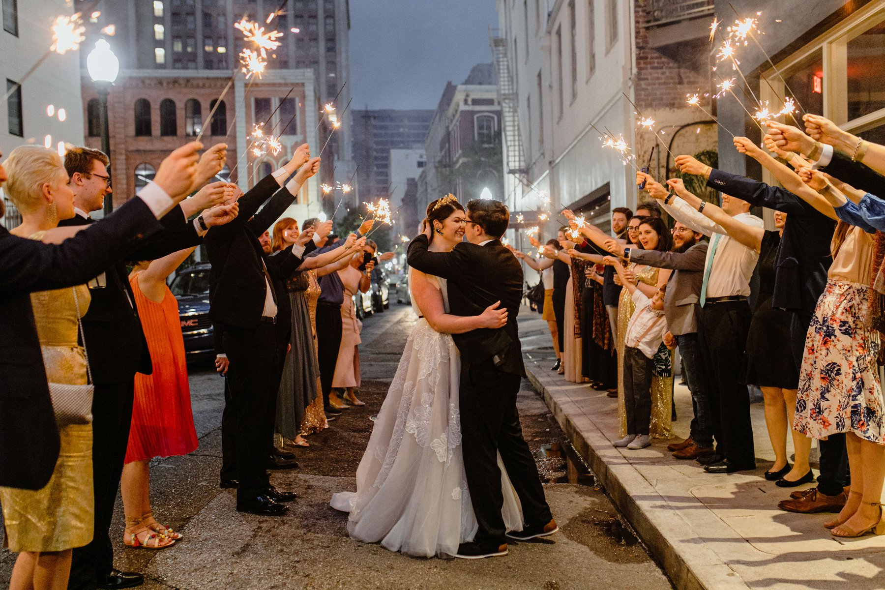 nola_wedding_planner_new_orleans_destination_sparkler_exit