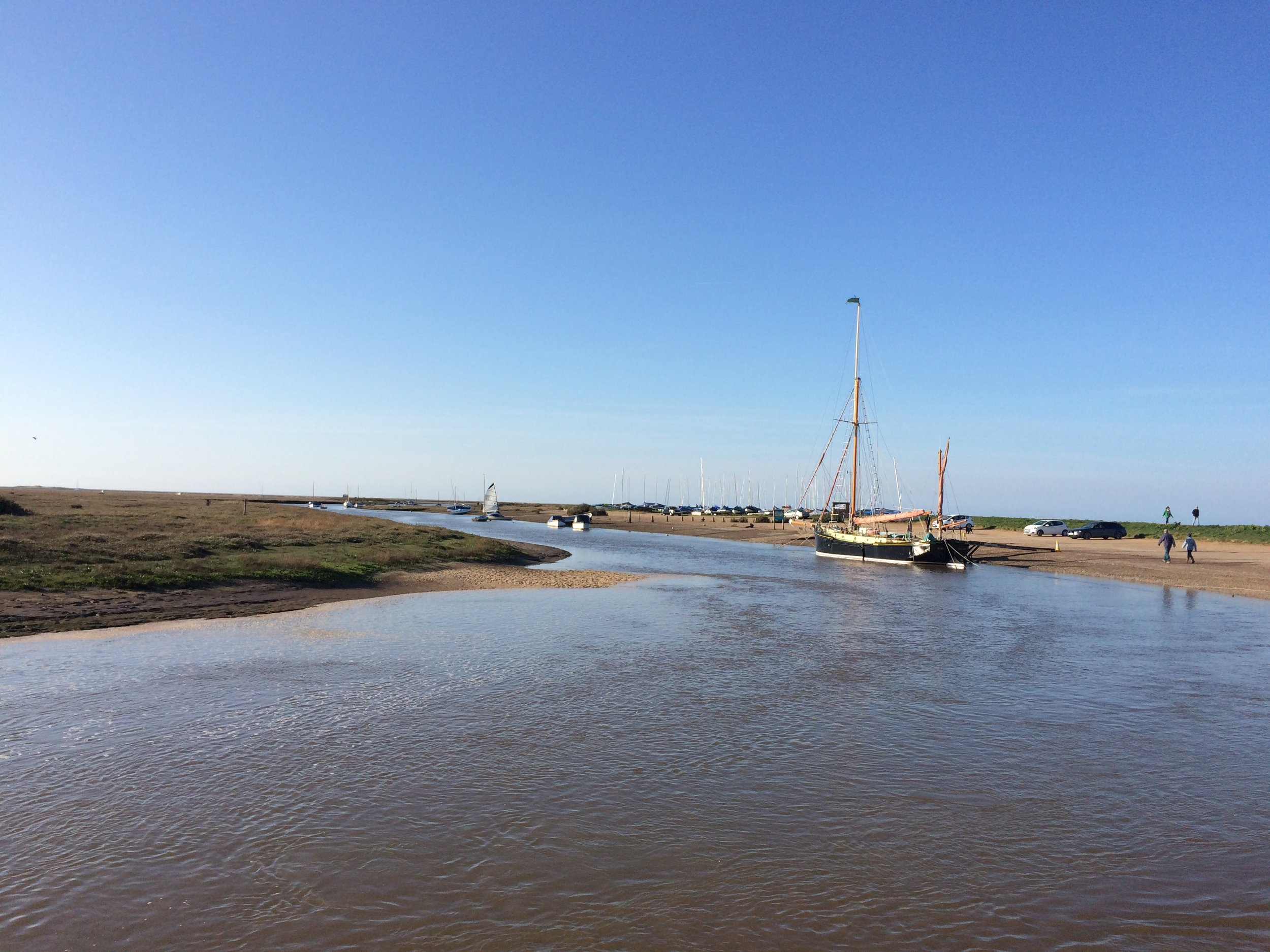 Blakeney-high -tide