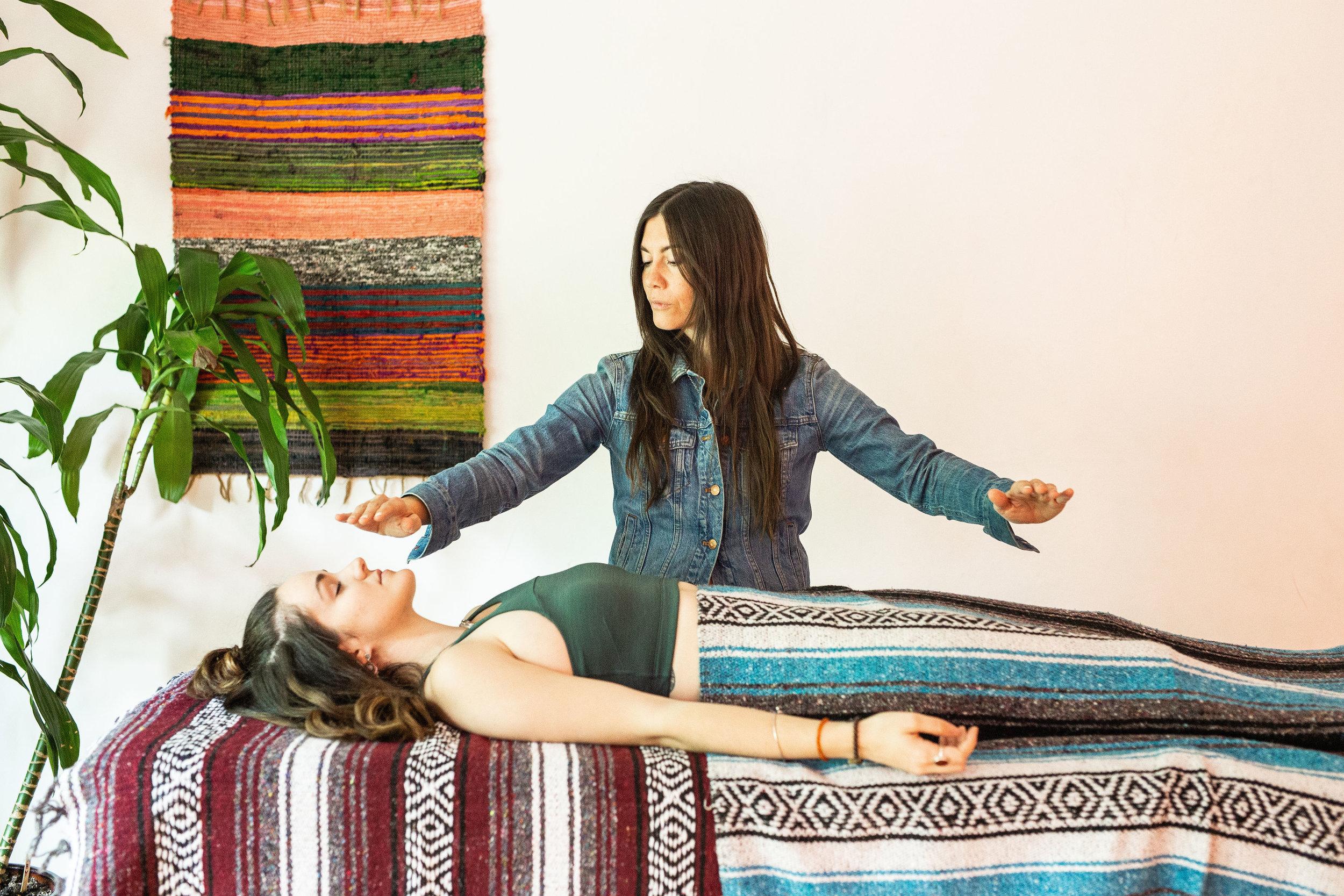 Reiki Healing @The Palace - sending you good vibes… literally.