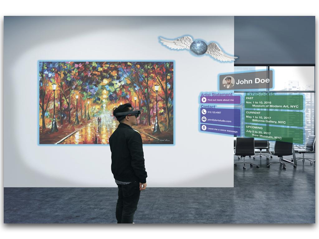 HoloStudio - Mixed Reality, AR UX Design
