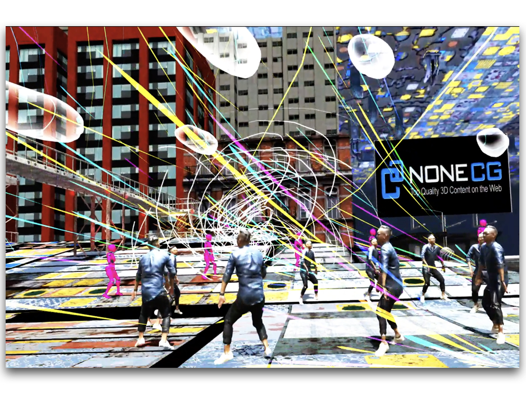 NEON - VR Interactive Music Video
