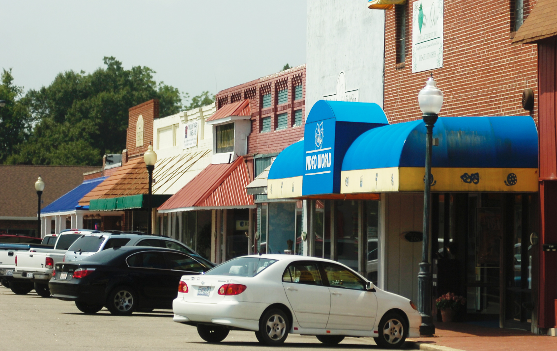 Downtown Tabor City