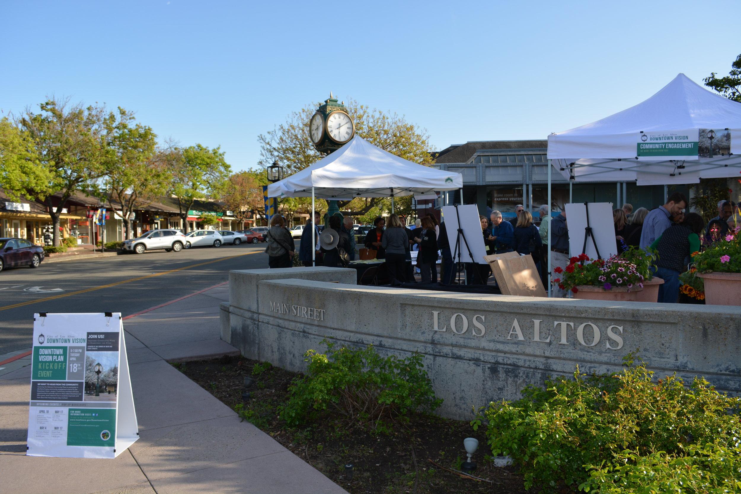 Downtown Los Altos Vision Plan
